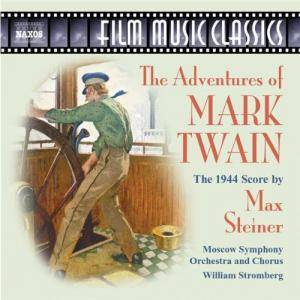 Cover - Max Steiner: Adventures Of Mark Twain, The
