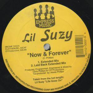 Cover - Lil Suzy: Now & Forever