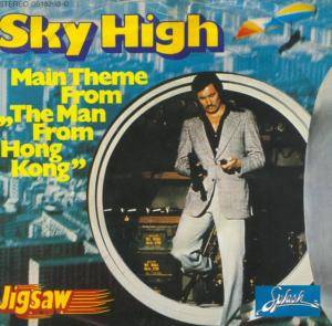 Jigsaw: Sky High - Cover