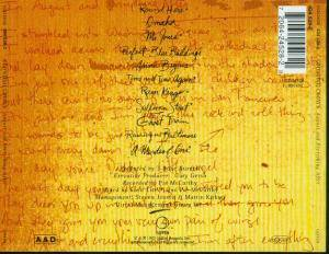 Counting Crows: August And Everything After (CD) - Bild 2