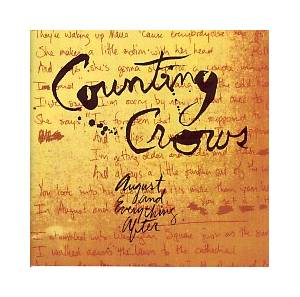 Counting Crows: August And Everything After (CD) - Bild 1