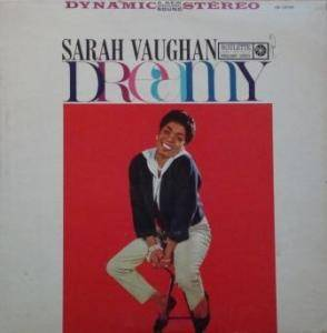 Cover - Sarah Vaughan: Dreamy