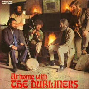 Cover - Dubliners, The: At Home With The Dubliners