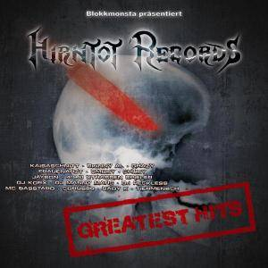 Hirntot Records - Greatest Hits - Cover