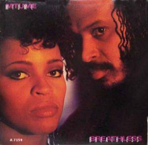 Cover - Mtume: Breathless