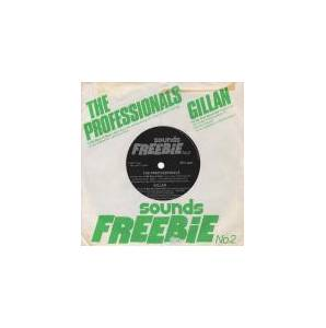 The Professionals: Sounds Freebie No. 2 - Cover