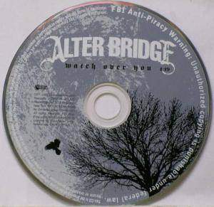 Alter Bridge: Watch Over You - Cover