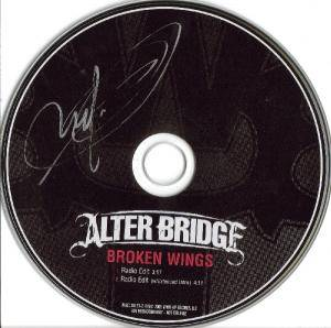 Cover - Alter Bridge: Broken Wings