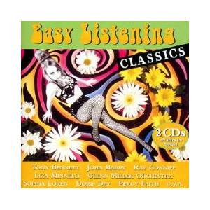 Easy Listening Classics - Cover