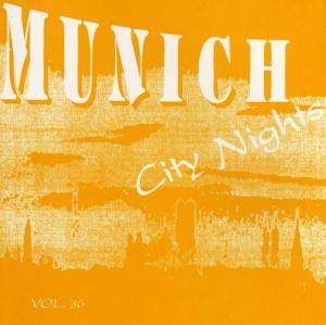 Cover - Rupert Hine: Munich City Nights Vol. 36