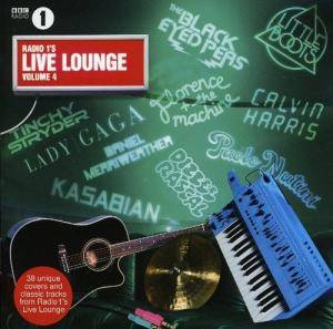 Radio 1's Live Lounge Volume 4 - Cover