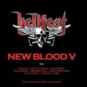 Cover - Swashbuckle: Hellfest - New Blood V