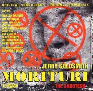 Cover - Jerry Goldsmith: Morituri / In Harm's Way