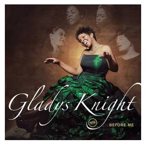 Cover - Gladys Knight: Before Me