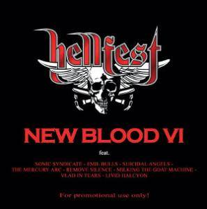 Cover - Milking The Goatmachine: Hellfest - New Blood VI