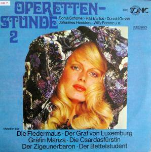 Operettenstunde 2 - Cover