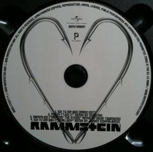 Rammstein: Ich Tu Dir Weh (Single-CD) - Bild 3