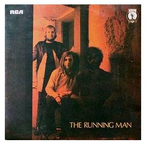 The Running Man: Running Man, The - Cover