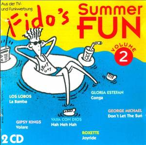 Cover - TN'T Party Zone: Fido's Summer Fun (Volume 2)
