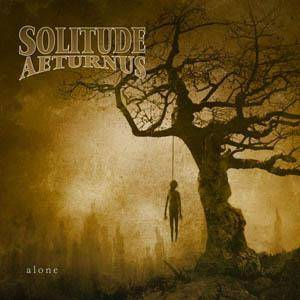Solitude Aeturnus: Alone - Cover