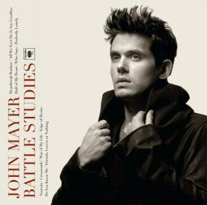 John Mayer: Battle Studies - Cover