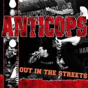 Anticops: Out In The Streets - Cover