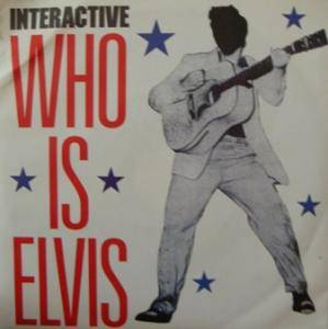 Interactive: Who Is Elvis - Cover