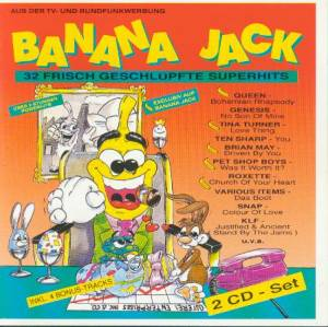 Cover - Holy Noise Feat. The Global Insert Project: Banana Jack - 32 Frisch Geschlüpfte Superhits