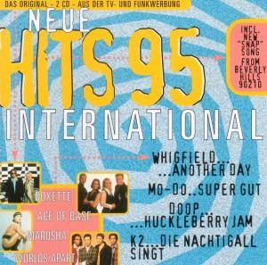 Neue Hits 95 International - Cover