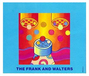 Cover - Frank And Walters, The: Happy Busman