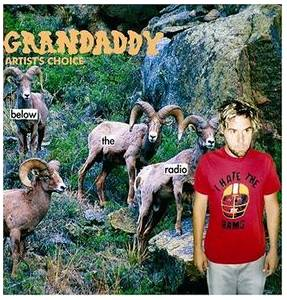 Cover - Fruit Bats: Grandaddy Artist´s Choice - Below The Radio