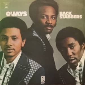 Cover - O'Jays, The: Back Stabbers