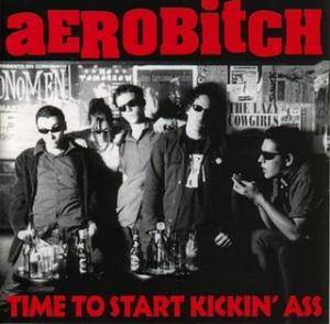 Cover - Aerobitch: Time To Start Kickin' Ass