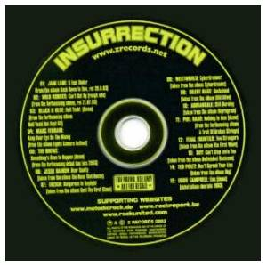 Z Records Insurrection - Cover