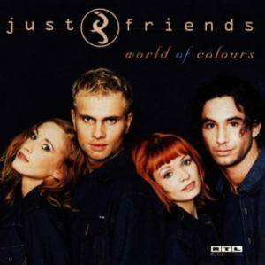 Cover - Just Friends: World Of Colours
