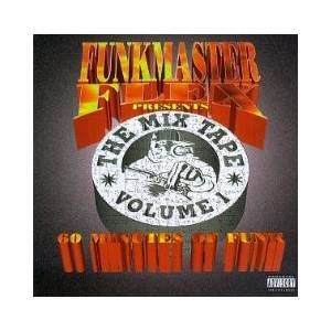 Cover - Puff Daddy: Funkmaster Flex - 60 Minutes Of Funk - The Mix Tape Volume I