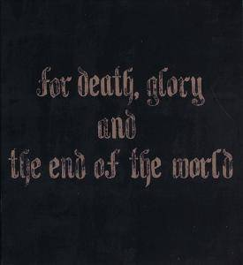 Kruger: For Death, Glory And The End Of The World - Cover