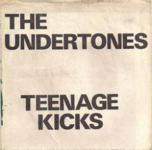 The Undertones: Teenage Kicks - Cover
