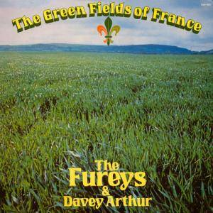 Cover - Fureys & Davey Arthur, The: Green Fields Of France, The
