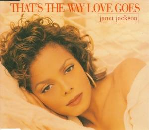 Janet Jackson: That's The Way Love Goes - Cover