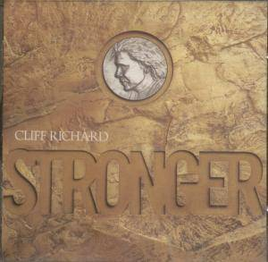 Cliff Richard: Stronger - Cover