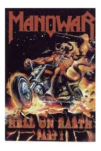 Manowar: Hell On Earth Part I - Cover