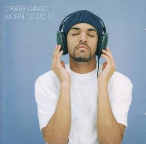 Craig David: Born To Do It - Cover
