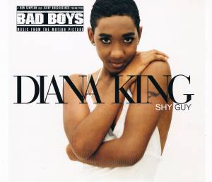 Cover - Diana King: Shy Guy