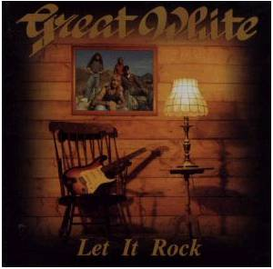 Cover - Great White: Let It Rock