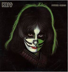 Peter Criss: Peter Criss - Cover