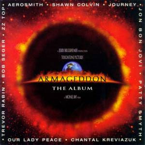 Armageddon - The Album - Cover