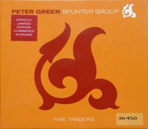 Cover - Peter Green Splinter Group: Time Traders