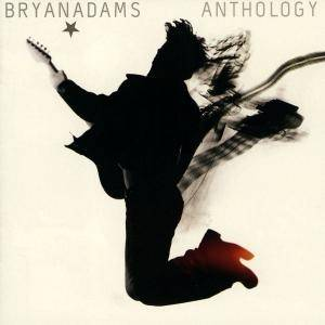 Bryan Adams: Anthology - Cover