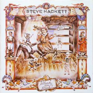 Steve Hackett: Please Don't Touch - Cover